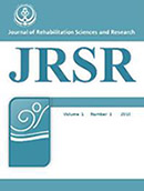 Journal of Rehabilitation Sciences & Research